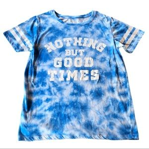 Freeze Tie Dye Nothing But Good Times Shirt Top